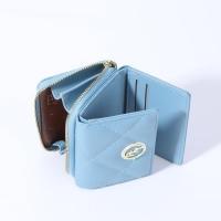 Компактный кошелек из экокожи