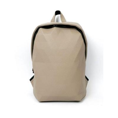 Городской рюкзак из экокожи