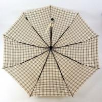Зонт в клетку женский 2248