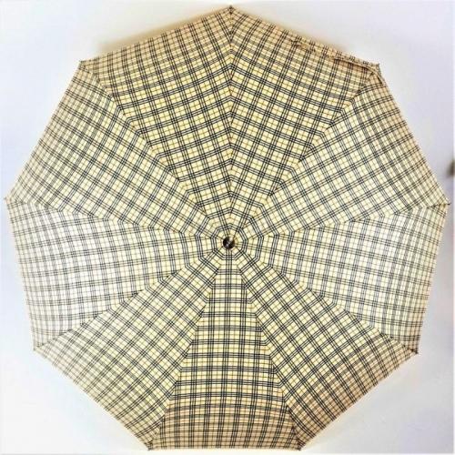 Зонт в клетку женский