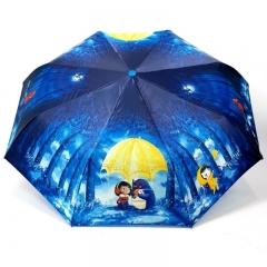 Зонт женский (полуавтомат)