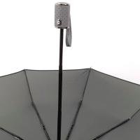 Зонт классический серый 2280