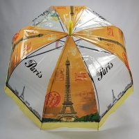 """Зонт - трость """"Париж"""" 683"""