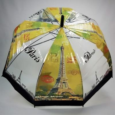 """Зонт - трость """"Париж"""""""