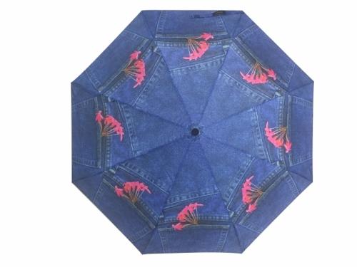 Зонт-полуавтомат женский