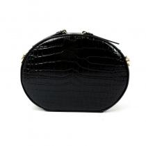 Черная сумка кросс-боди