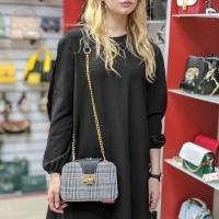 Женская кросс-боди сумка