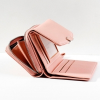 Компактный женский кошелек 639