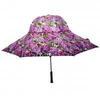 """Эксклюзивный зонт-трость """"Шляпа"""""""