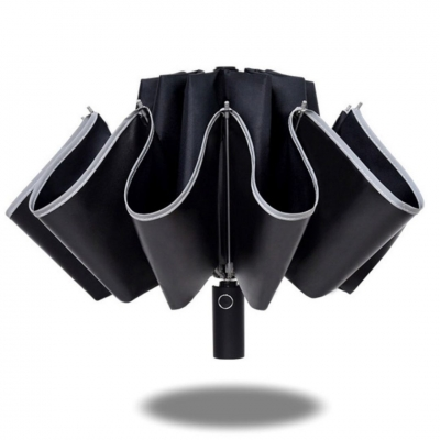 Складной зонт-наоборот