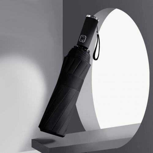 Зонт-автомат черный