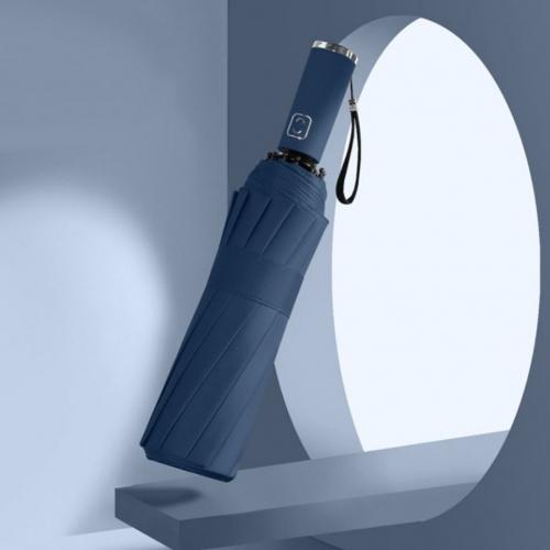 Зонт-автомат синий