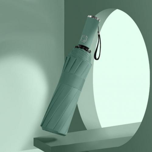 Зонт-автомат зеленый
