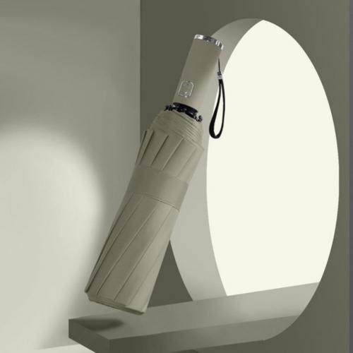 Зонт-автомат оливковый