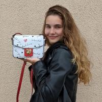 Кросс-боди сумка FABRETTI