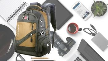 Мужской рюкзак Rotekors GEAR    RG1418  обзор модели