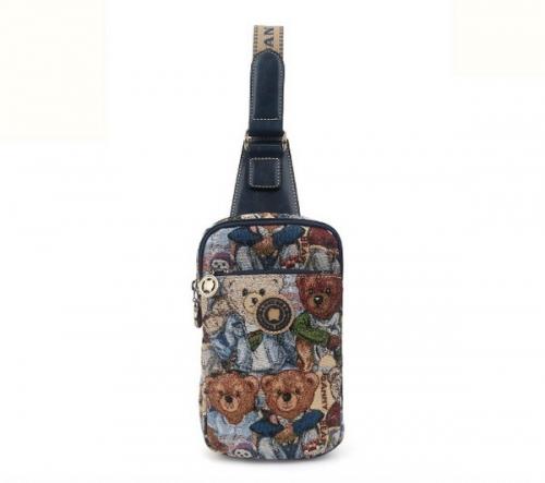 Сумка-рюкзак Danny Bear