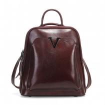 Рюкзак из натуральной кожи