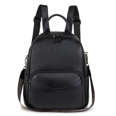 Рюкзак из натуральной кожи женский